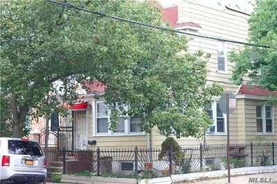 Flushing Multi Family Home For Sale: 158-51 75 Rd