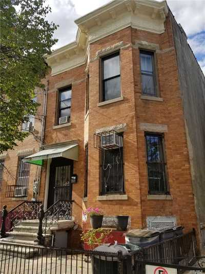 Brooklyn Multi Family Home For Sale: 263 Etna St