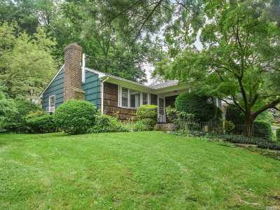 Glen Head Single Family Home For Sale: 71 Glen Cove Dr