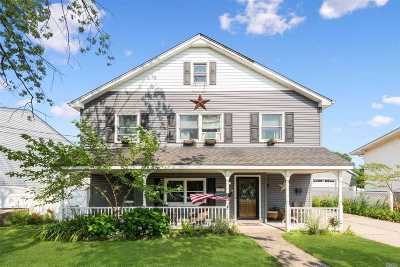 Bellmore Single Family Home For Sale: 729 Soma Ave