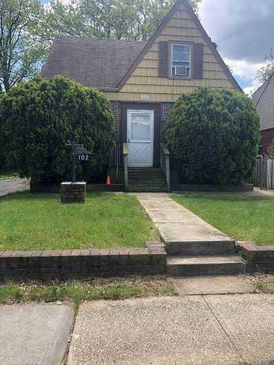 Hempstead Single Family Home For Sale: 102 W Marshall St