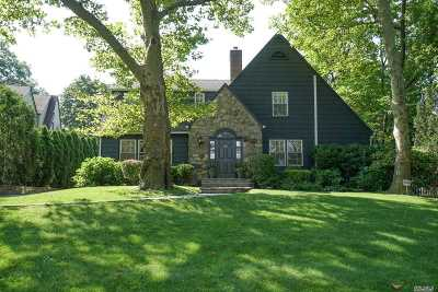 Port Washington Single Family Home For Sale: 45 Summit Rd