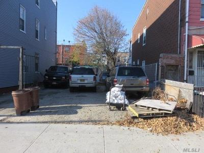 Brooklyn Residential Lots & Land For Sale: 400 Linwood St