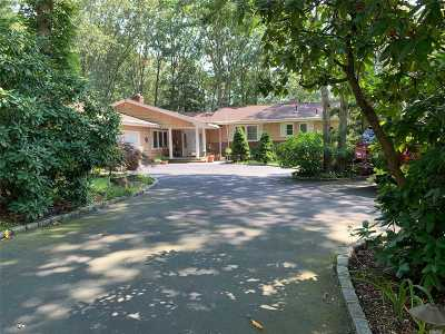 Melville Single Family Home For Sale: 31 Montrose Pl