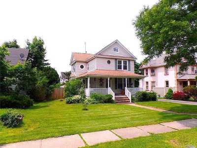 Freeport Single Family Home For Sale: 125 N Grove St