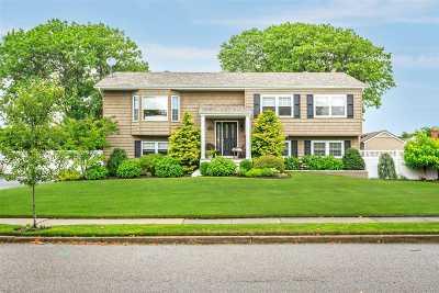 Copiague Single Family Home For Sale: 19 Seaway Dr