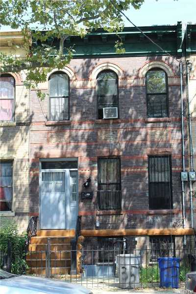 Brooklyn Single Family Home For Sale: 359 Wyona St