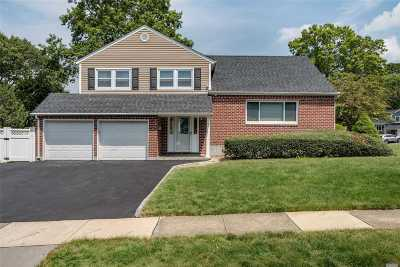 Syosset Single Family Home For Sale: 1 Peg Pl