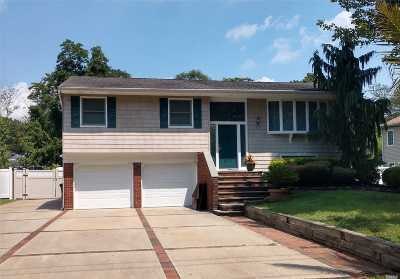 Hauppauge Single Family Home For Sale: 339 Bridge Rd
