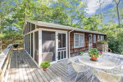 Hampton Bays Single Family Home For Sale: 91 Old Riverhead W. Rd