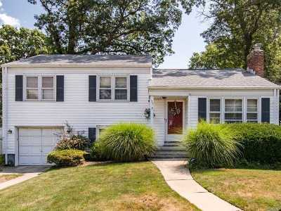 Wantagh Single Family Home For Sale: 1363 Martin Dr