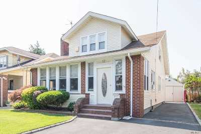 Hempstead Single Family Home For Sale: 12 Foster Pl