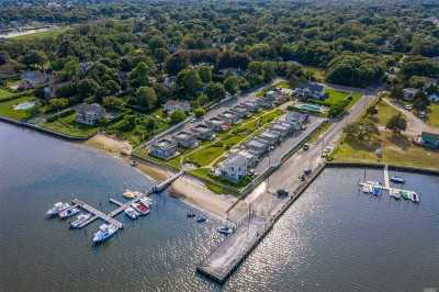 E. Quogue Condo/Townhouse For Sale: 32 Bay Ave #17