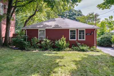 Northport Single Family Home For Sale: 49 Jefferson Ave