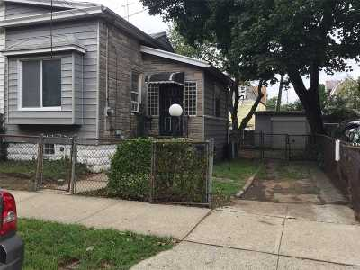 Ozone Park Single Family Home For Sale: 12350 135th St