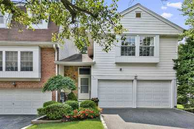 Syosset Condo/Townhouse For Sale: 161 Hidden Ridge Dr