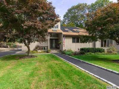 Smithtown Single Family Home For Sale: 17 Valley Ave