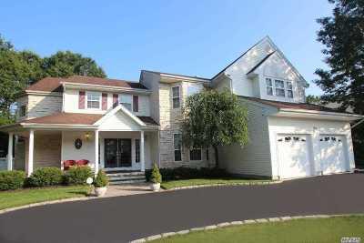 S. Setauket Single Family Home For Sale: 67 Province Dr