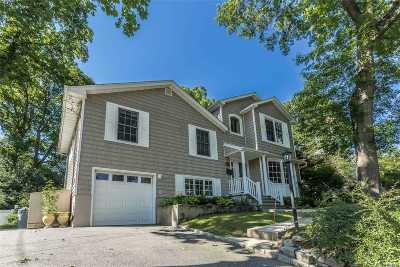 Glen Head Single Family Home For Sale: 1 Hill Ct