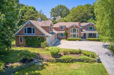 E. Setauket Single Family Home For Sale: 46 Crane Neck Rd