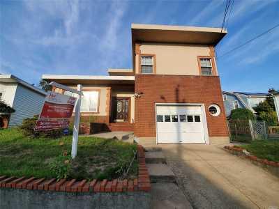 Far Rockaway Single Family Home For Sale: 10-14 Bay 31st St