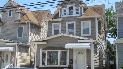 Ozone Park Single Family Home For Sale: 94-38 133 Ave