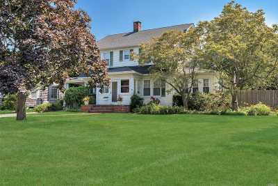 Sayville Single Family Home For Sale: 85 Saxton Ave