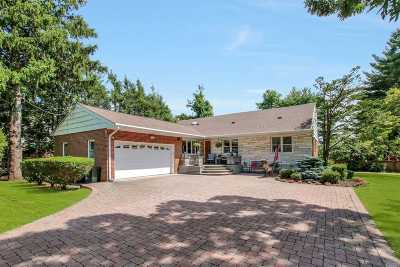 Commack Single Family Home For Sale: 34 Washington Blvd
