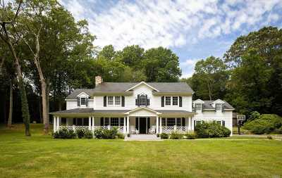 Muttontown Single Family Home For Sale: 2146 Ironwood Rd