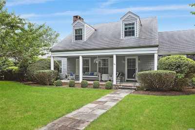 Southampton Single Family Home For Sale: 105 Heady Creek Ln