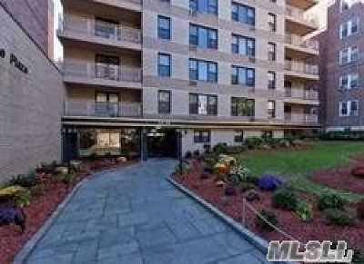 Rego Park Condo/Townhouse For Sale: 6550 Wetherole St #LU