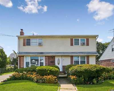 East Meadow Single Family Home For Sale: 108 Aaron Dr