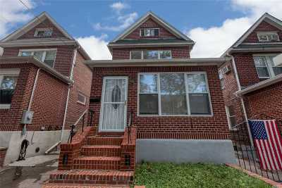 Maspeth Single Family Home For Sale: 52-38 66th St