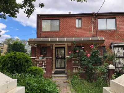 Brooklyn Single Family Home For Sale: 254 Amboy St
