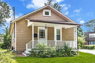 Roslyn NY Single Family Home For Sale: $529,000