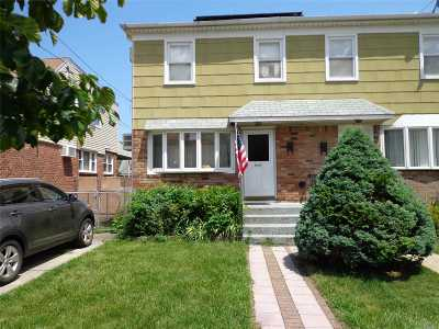 Bayside Single Family Home For Sale: 42-25 217th St