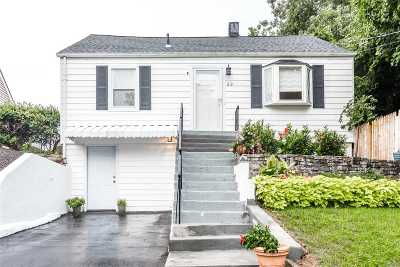 Oyster Bay Single Family Home For Sale: 29 Grace St