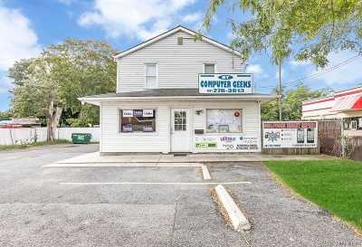 Central Islip Single Family Home For Sale: 136 W Suffolk Ave