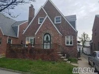 Rego Park Multi Family Home For Sale: 64-51 Fitchett St