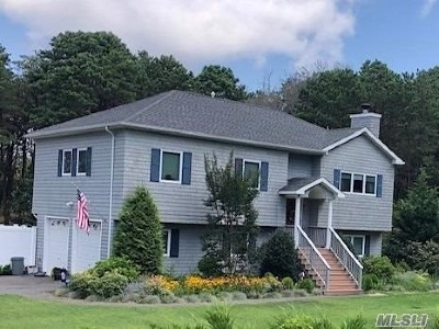 Hampton Bays Single Family Home For Sale: 10 Seneca Dr