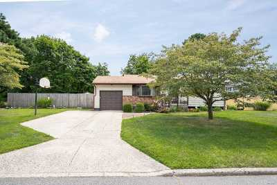 Central Islip Single Family Home For Sale: 7 Violet St