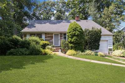 Rockville Centre Single Family Home For Sale: 8 Olive Ct