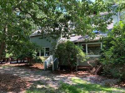 East Hampton Single Family Home For Sale: 16 Bay View Ave