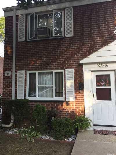 Queens Village Co-op For Sale: 223-16 Manor Road