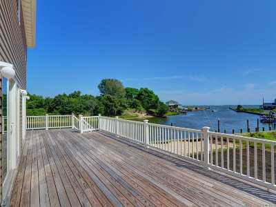 Center Moriches Single Family Home For Sale: 10 Seabreeze Pl