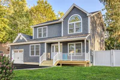 Selden NY Single Family Home For Sale: $429,990