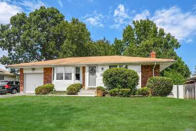 Commack Single Family Home For Sale: 21 Starlight Dr