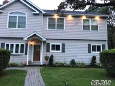 Bay Shore Single Family Home For Sale: 6 Sonia Rd
