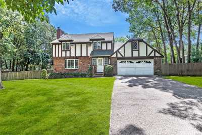 Central Islip Single Family Home For Sale: 140 Palermo St
