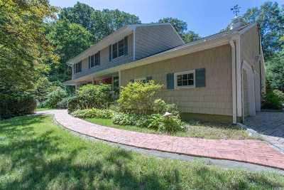 Greenlawn Single Family Home For Sale: 19 Centerport Rd